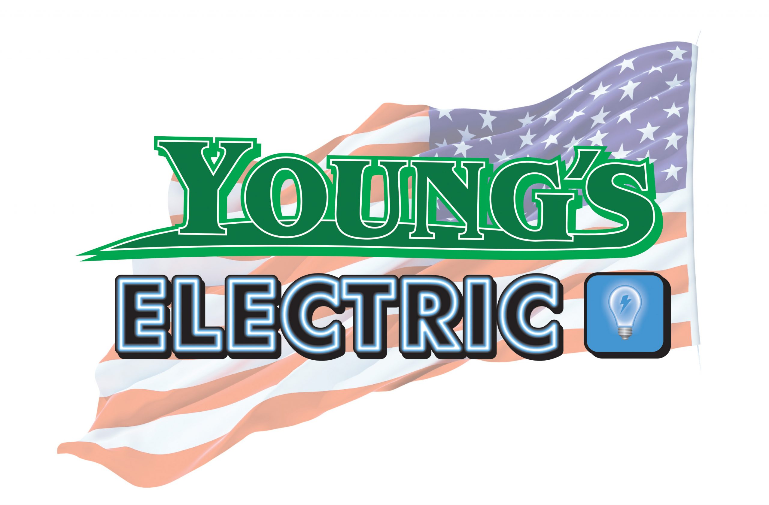 Young's Electric Logo